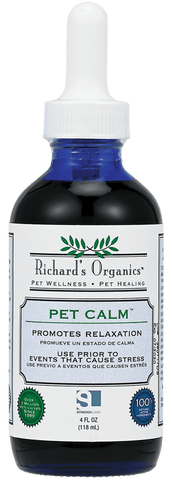 Richard's Organics Pet Calm | 59 mL Bottle