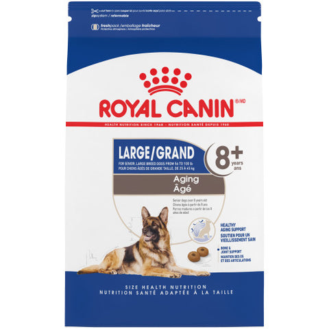 Royal Canin Large Aging 8+ Premium Dog Food (Formerly MAXI Aging)