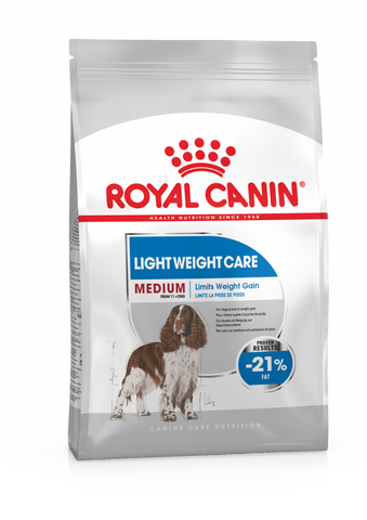 Royal Canin Adult Medium Dog Food | Weight Care Formula | 30 lb Bag