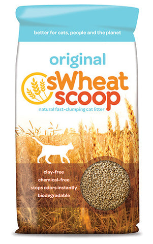 Swheat Scoop Natural Clumping Cat Litter | Original Formula