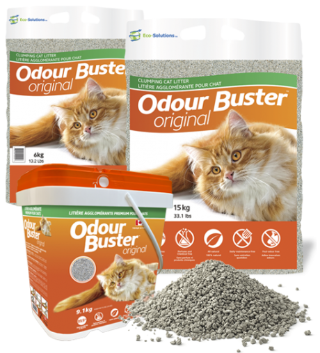 Odour Buster Super Premium Cat Litter