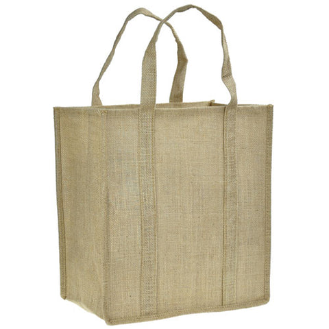 Jute Grocery Shopper - Promotional Products