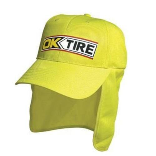 Generate Safety Cap with Flap - Promotional Products