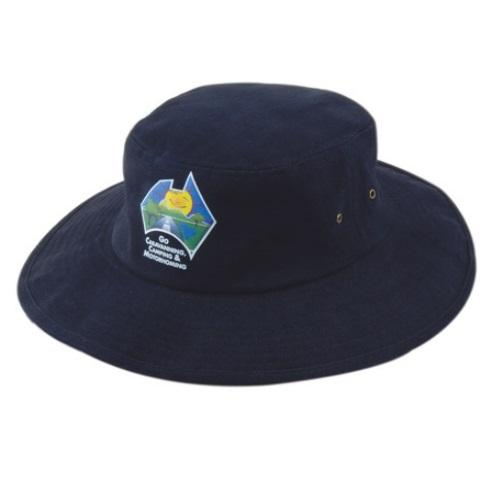 Generate Twill Wide Brim Hat - Promotional Products
