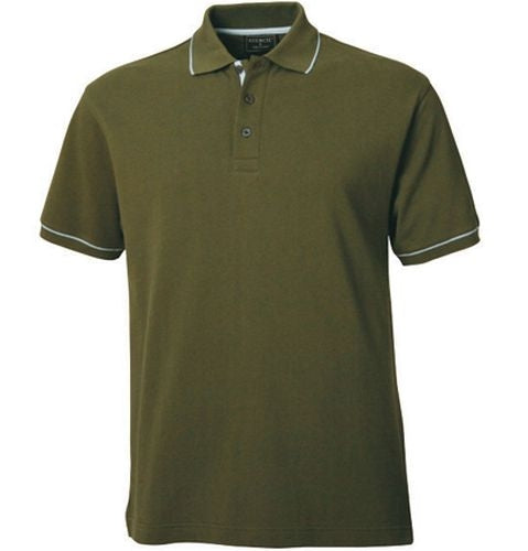 Outline Classic Cotton Polo Shirt