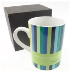 Eden Slim Line Ceramic Coffee Mug - Promotional Products