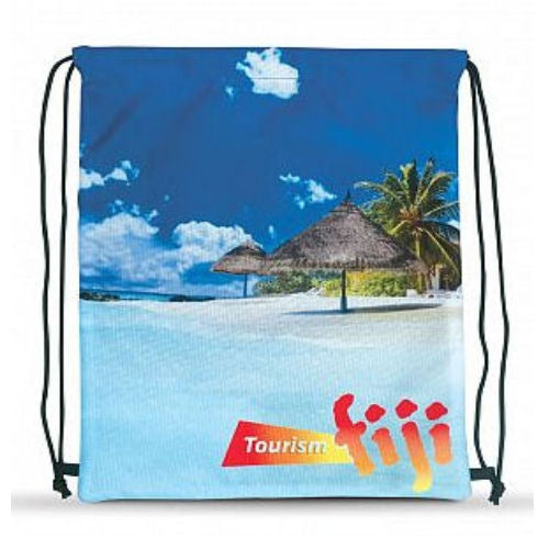 Eden Full Colour Drawsting Backsack - Promotional Products