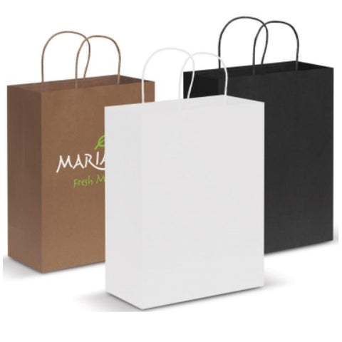 Eden Large Paper Carry Bag - Promotional Products