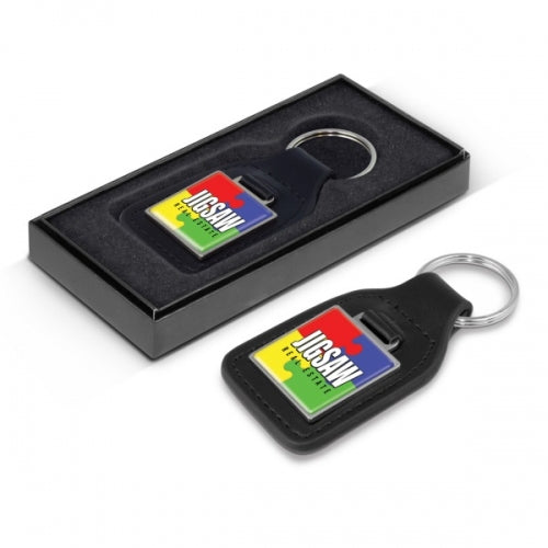 Eden Leather Keyring - Promotional Products