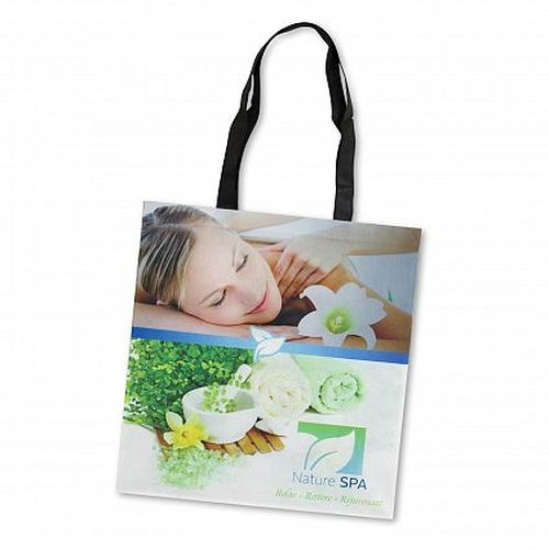 Eden Full Colour Tote Bag With 2 Carry Handles - Promotional Products
