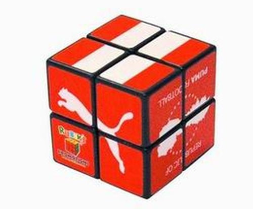 Rubiks Cube 2x2 with your Logo - Promotional Products