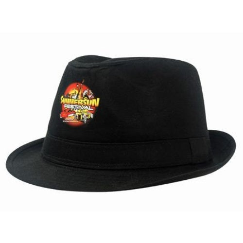 Generate Fedora Hat - Promotional Products