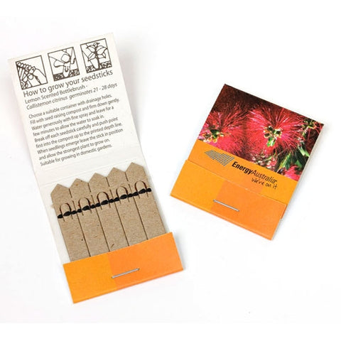 Seed 5 Stick Pack - Promotional Products
