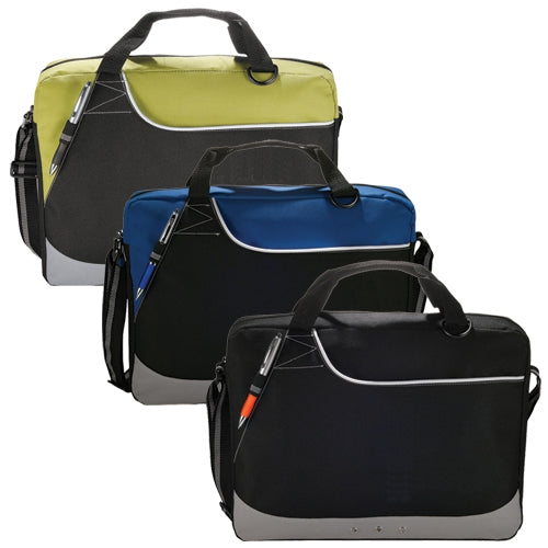 Avalon Conference Satchel - Promotional Products