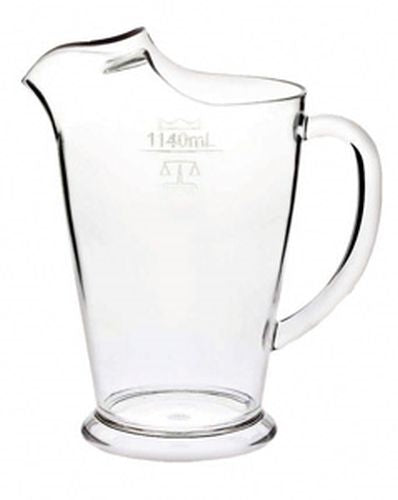 Eclipse Polycarbonate Beer Jug - Promotional Products