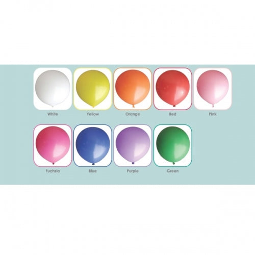 90cm Latex Balloons - Promotional Products