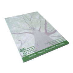A6 Printed Notepad - Promotional Products