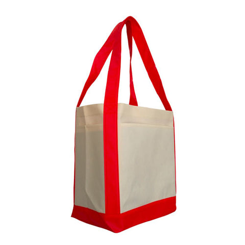 A Non Woven Fashion Tote Bag - Promotional Products
