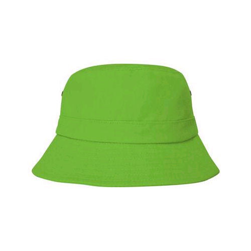 Adjustable Youth Bucket Hat with Toggle - Promotional Products