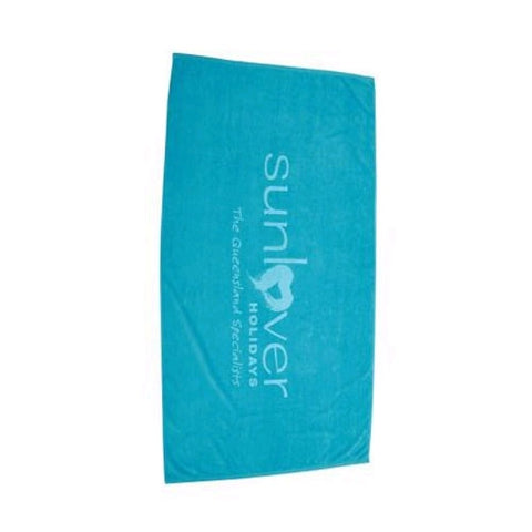 A Promotional Beach Towel - Promotional Products