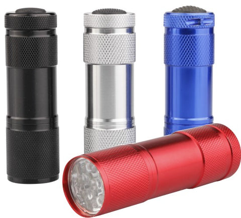 Arc 9 LED Torch With Gift Box - Promotional Products