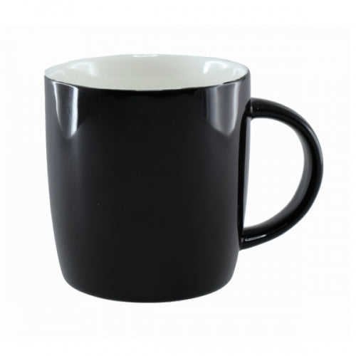 Eclipse Contrast Bone China Coffee Cup