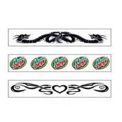 Temporary Tattoos - Promotional Products