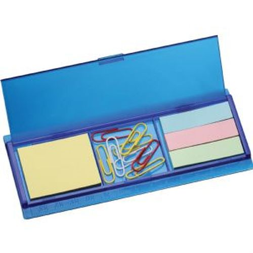 Arrow Mini Ruler with Desk Organiser - Promotional Products