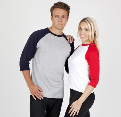 Aston 3/4 Sleeve TShirts - Corporate Clothing