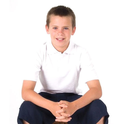 Aston Kids Polo Shirts - Corporate Clothing