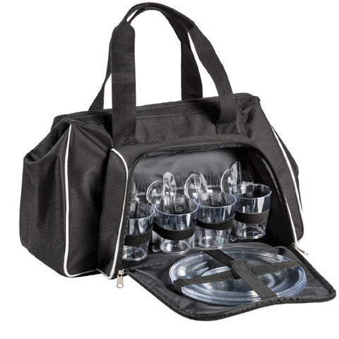 Oxford Designer 4 Person Picnic Set - Promotional Products