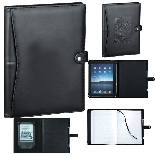 Avalon E-Reader Cover with Notebook - Promotional Products