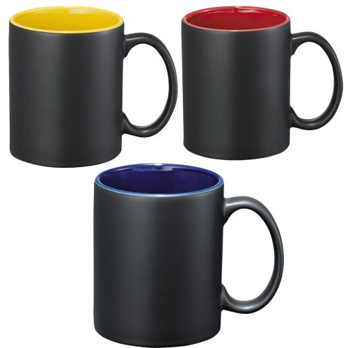 Avalon Interior Colour Coffee Cup - Promotional Products