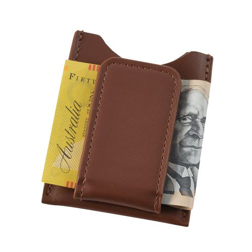 Avalon Money Clip and Card Holder - Promotional Products