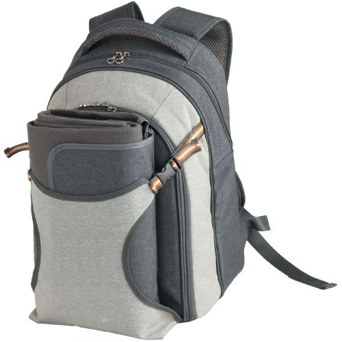 Avalon Picnic Backpack with Rug - Promotional Products