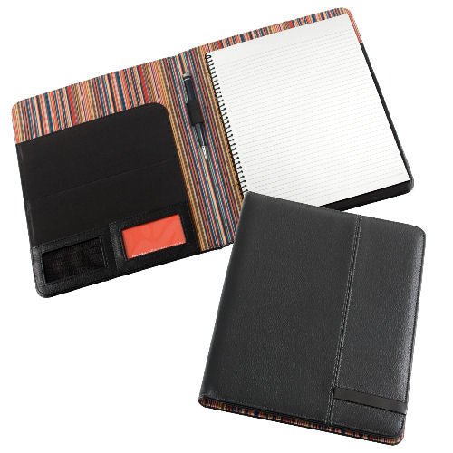 Oxford Stripe Pad Cover - Promotional Products