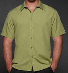 Health Care Mens Short Sleeve Shirt - Corporate Clothing