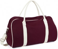 Aston Overnight Canvas Bag - Promotional Products