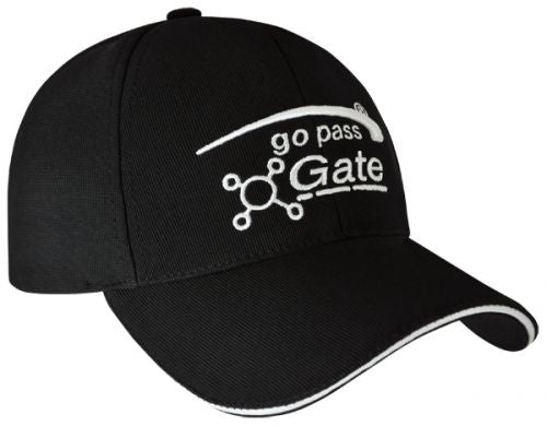 Icon Premium Cap with Trim - Promotional Products