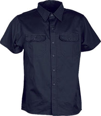 San Cotton Drill Short Sleeve Work Shirt - Corporate Clothing