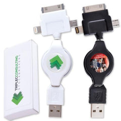 Bleep USB Connector Cable - Promotional Products