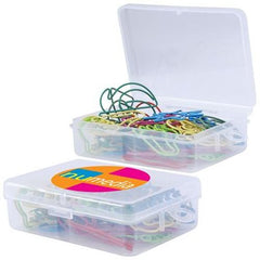 Bleep Assorted Shape Paperclip Set - Promotional Products