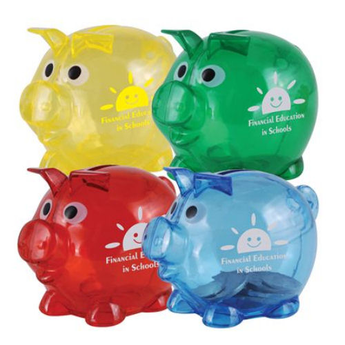 Bleep Bob Piggy Bank