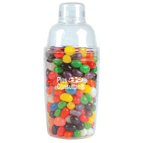 Bleep Cocktail Shaker with Lollies. - Promotional Products