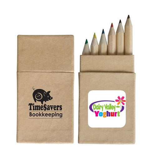 Bleep Colouring Pencils - Promotional Products