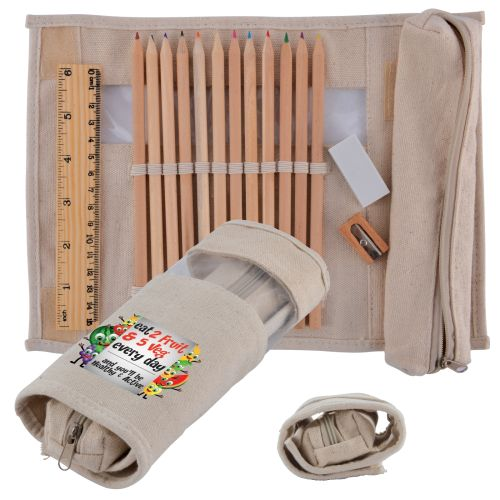 Bleep Eco Colouring Set - Promotional Products