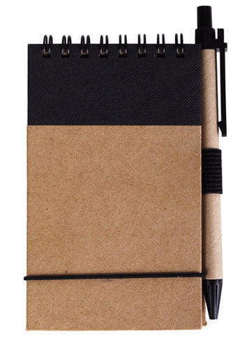 Bleep Eco Pocket Notebook with Pen