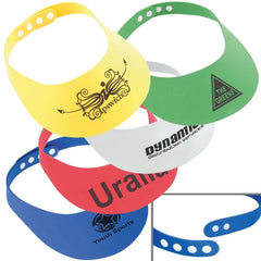 Bleep Foam Visor - Promotional Products