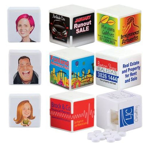 Bleep Minty Cube - Promotional Products