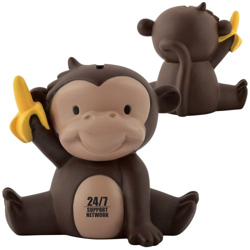 Bleep Monkey Coin Bank